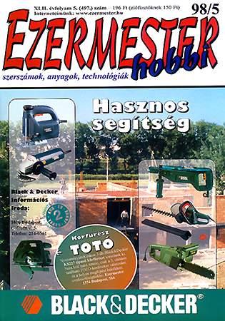 EZERMESTER Hobbi 98/5