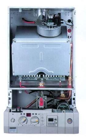 Junkers Bosch Heatronic