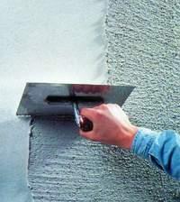 Kültéri fal tisztítása