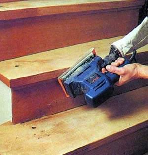 Falépcsők felújítása - Ezermester 1999/11