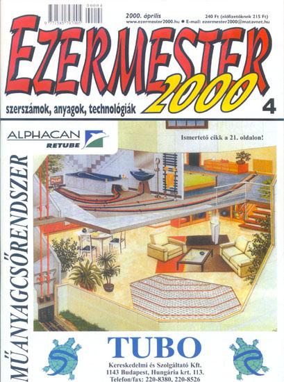 2000. áprilisi számunk