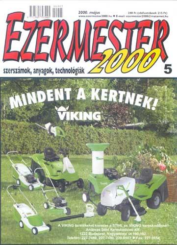 2000. májusi számunk