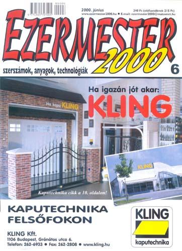 2000. júniusi számunk