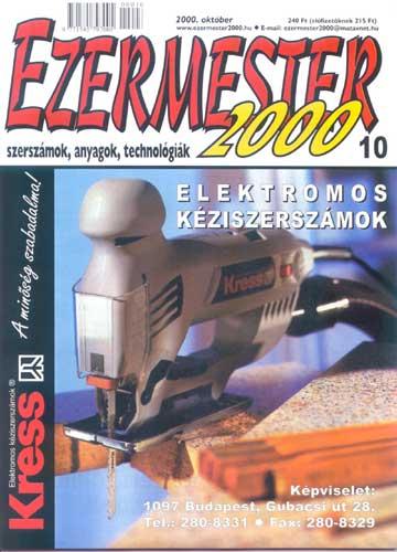 2000. októberi száma