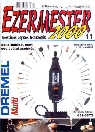 2000. novemberi száma