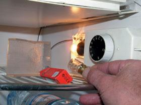 Electrolux hűtő hőfokszabályzó beállítása