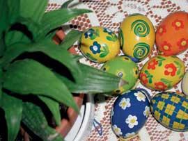 Húsvéti tojásparádé