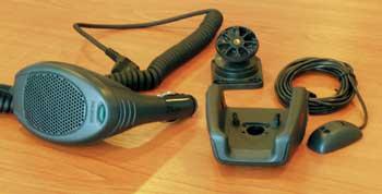 Passzív készüléktartó fülhallgatós szetthez (Ericsson)