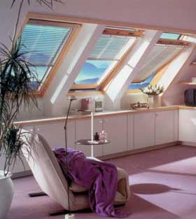 Függöny a tetőtérben - Ezermester 2003/7