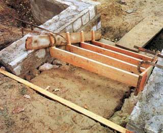 Terméskő építmények a kertben - Ezermester 2003/7