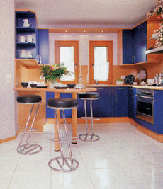 Étkezők kicsi lakásokba - Ezermester 2003/10