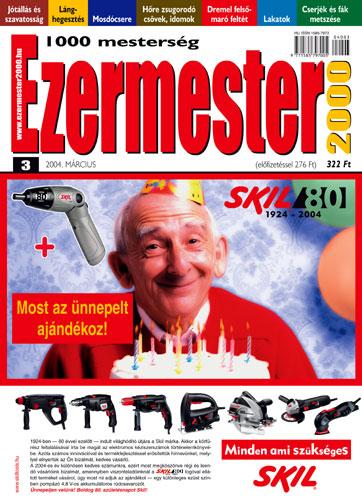Ezermester 2004 márciusi száma