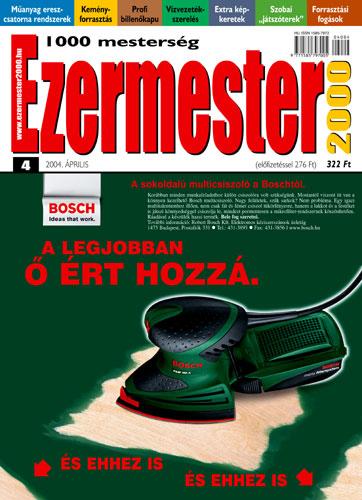 Ezermester 2004 áprilisi száma