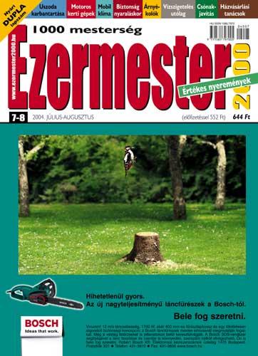 Ezermester 2004 júniusi száma