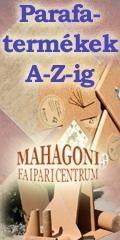 Mahagóni Faipari Centrum
