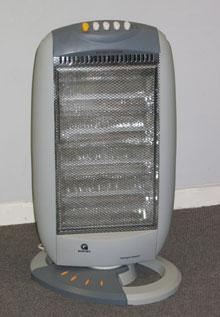 Elektromos hősugárzó