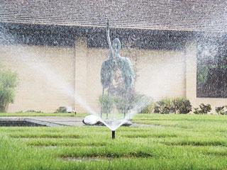 Kiemelkedő spray típus, 360 fokra állítva