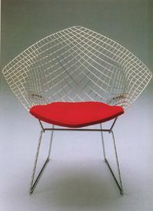 50-es évek stílusa, 1951. (Arieto Bertoia)