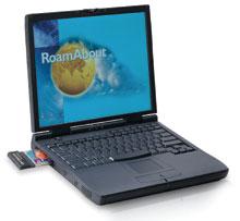 …a notebookba illesztve = kinyílik a világháló