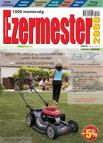 Ezermester 2006. februári száma