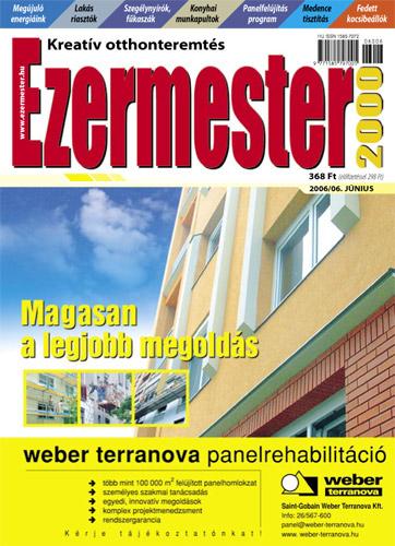 Ezermester 2006. júniusi száma