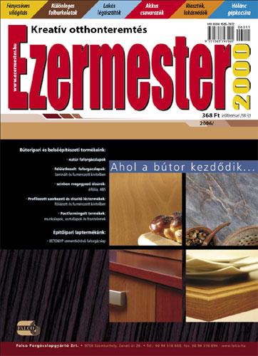 Ezermester 2006. októberi száma