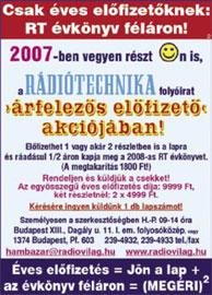 RÁDIÓTECHNIKA