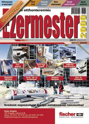 Ezermester 2007. januári száma