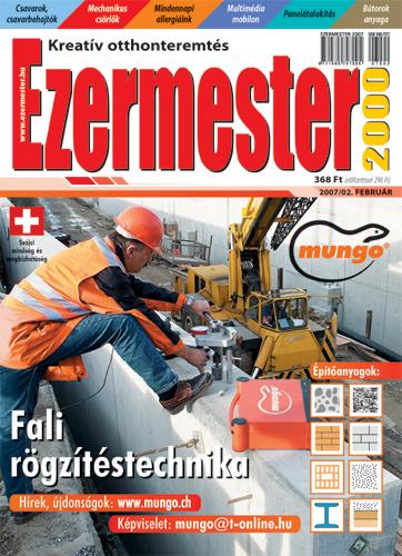 Ezermester 2007. februári száma