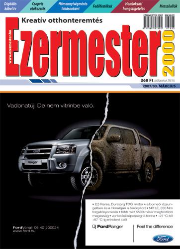 Ezermester 2007. márciusi száma