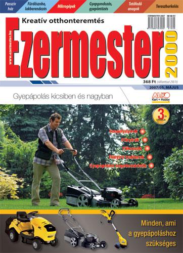 Ezermester 2007. májusi száma