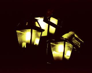 A karbantartás hiánya tovább növeli a fényszennyezést