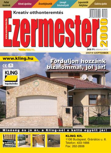 Ezermester 2007. szeptember