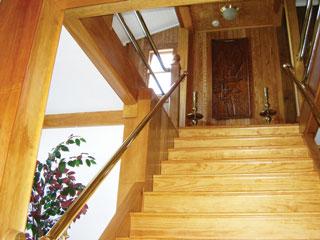 Falépcsők a lakáson belül - Ezermester 2007/10