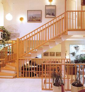 Lépcsőkorlátok - Ezermester 2008/1