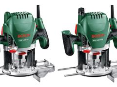 Új Bosch felsőmarógépek a barkácsolók számára