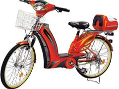 Az elektromos kerékpárok