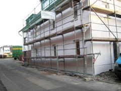 Panelépületek felújítása