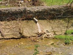 A saját kivitelezésű ivóvízellátás, és szennyvízkezelés rendelkezései