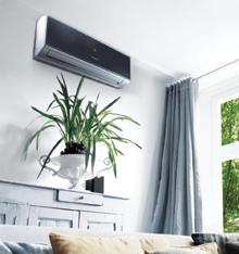 Figyeljünk rá, hogy a hűvös levegő ne érje közvetlenül a szobában tartózkodókat