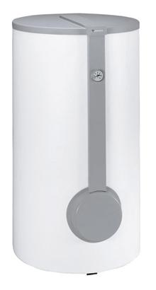 A melegvíztároló tartály része a napkollektoros rendszernek