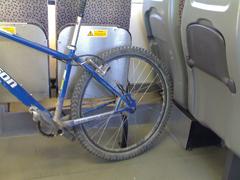 Kerékpár szállítása vonaton