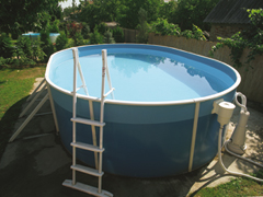 Milyen legyen a kerti medencénk?