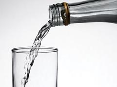 Tisztított ivóvíz