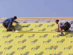 Jövőbemutató tető hőszigetelési rendszer