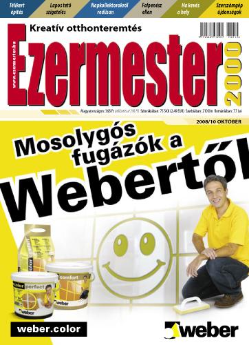 Ezermester 2008. októberi labszám