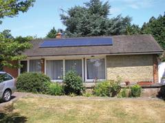 Alternatív fűtés napenergiával