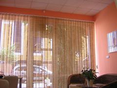 Függönyök és textil-kiegészítők