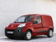Citroën Nemo, az ügyes kis furgon