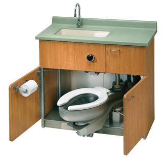 beépített wc